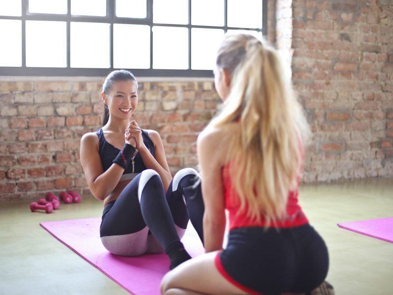 Mantener tu cuerpo en forma